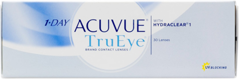 daily disposable contact lenses-Day Acuvue TruEye 30 pack