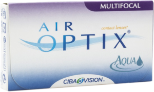 Multifocal Color Contact Lenses