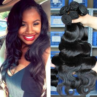 peruvian virgin human hair full lace wig